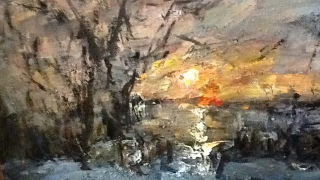 Юбилейная выставка работ художника Владимира Маслова