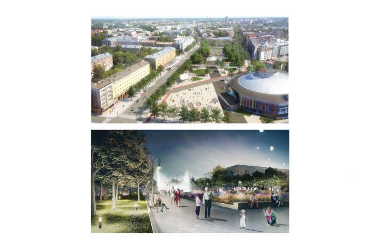 Город Тверь заявил 15 проектов на голосование по выбору объектов благоустройства в 2022 году