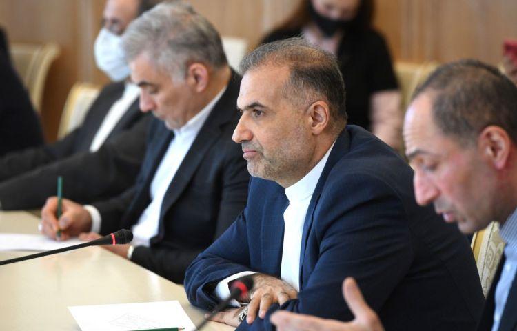 Губернатор Игорь Руденя и посол Республики Иран в РФ Казем Джалали обсудили развитие экономического сотрудничества