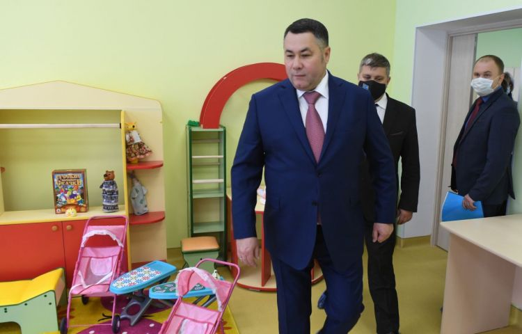 В Тверской области подтвердили финансирование на 2021 год для продолжения реализации ключевых инфраструктурных проектов
